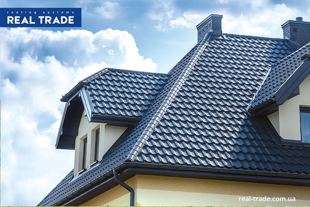 какую металлочерепицу лучше выбрать для крыши